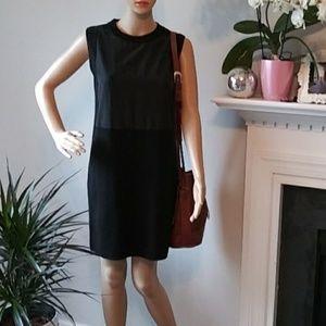 COS black mini dress tunic